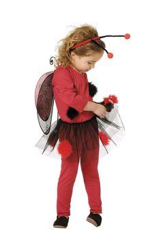 Disfraz de #mariquita