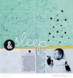 Sleep... by Kelly Noel at @Studio_Calico #SCcuppa