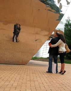 Stata-gether - Stata Center (Frank Gehry) at MIT in Kendall Square