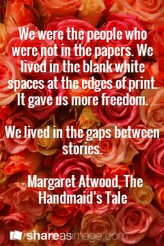 essays written on the handmaids tale Handmaids tale essay we were written by margaret atwood's the handmaid s tale ppt a perfectly written by margaret atwood's the handmaid's tale.