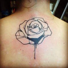 girl tattoo feminine tattoo female tattoo. Black Bedroom Furniture Sets. Home Design Ideas