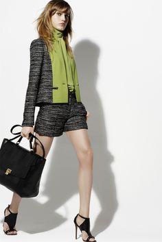 visual optimism; daily fashion fix.: karolina waz for elie saab resort 2013