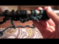 How to Knit a Cable Knit Scarf From Beginning to end!!
