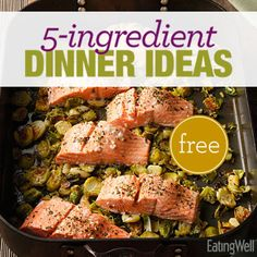 healthy dinners, healthy dinner recipes