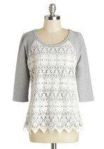 Innovative Idea Sweater   Mod Retro Vintage Sweaters   ModCloth.com