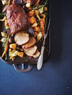 Holiday Seitan Roast | Vegetarian Times