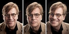 """'The Newsroom,' Aaron Sorkin's Return to TV   """"The commoditization of news has created an environment in which we're told that certain things are important that simply aren't,"""" he said in the Hollywood studio that has been his second home while he works on his new HBO series, """"The Newsroom."""""""