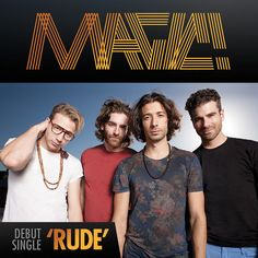 Magic!- Rude by MMMusic on SoundCloud