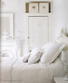 French Bed...in an English bedroom