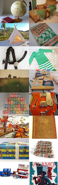 Eclectic Homeschool by Schelly on Etsy--Pinned with TreasuryPin.com