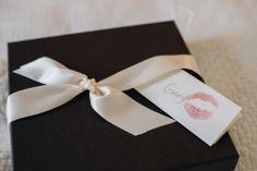 A sweet gift to the groom #FearringtonWedding #FearringtonVillage  | Photographed by @Krystal Kast Photography #KrystalKastPhotography