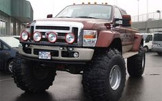 cool ford