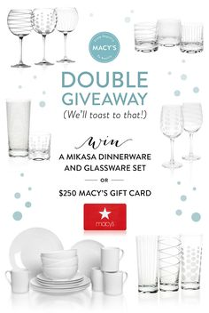 Registry to Reality Macy's Giveaway