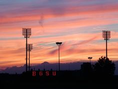 Sunset on The Doyt  Photo courtesy of Keith O'Neill