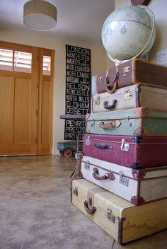 Luggage.