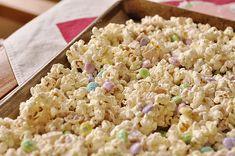 White Chocolate Popcorn :)