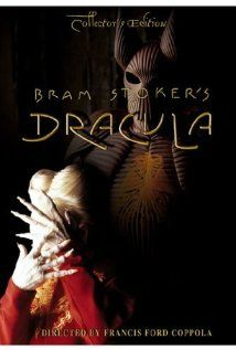 Bram Stoker's Dracula Movie Cover