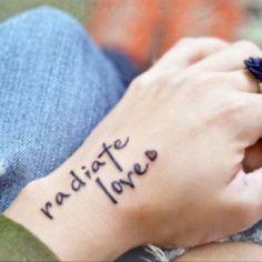 hand tattoos, green bay, autism, messag, font, radiat, wrist tattoos, a tattoo, white ink