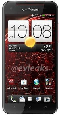 HTC Droid DNA 5 Inch Full HD Android Smartphone