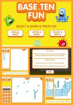 Fun Web 'Base TenGame' for Students