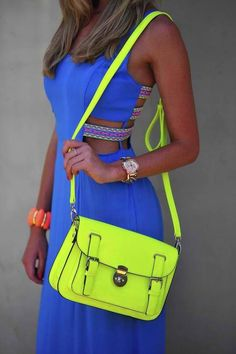 the colour is so nice, and the dress too