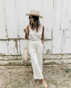 Jumpsuit Hat and Bag
