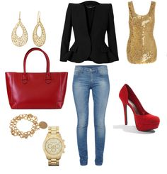 Bling Bling Outfit