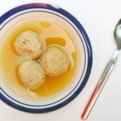 Passover Matzo Balls