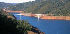New Melones Lake - bridge