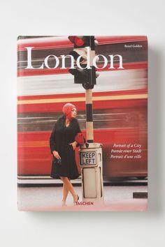 London: Portrait Of A City Idea for London e shoot?