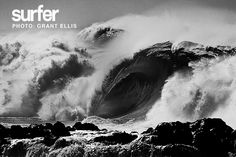 Waimea Bay, Oahu. Photo: Ellis  #SURFERPhotos