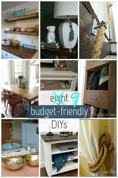 9 Budget-Friendly DI