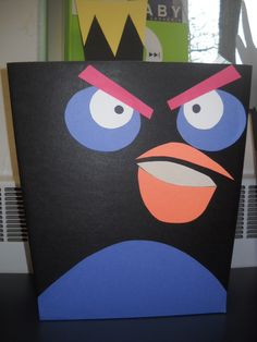 Valentines Box...angry birds