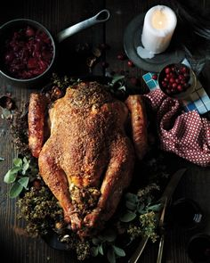DO THIS ONE!!!!!!!!!!!! Maple-Glazed Turkey with Gravy  This turkey's crunchy, sweet crust is the result of boiling down maple syrup until it's almost crystallized ...