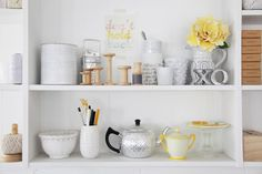 Color Me Pretty: Lemon Yellow color combos and spot on styling.