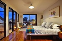 Melbourne Townhouse - bedroom