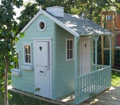 kids play house outdoor, play house's, playhouses, mini houses, gardens