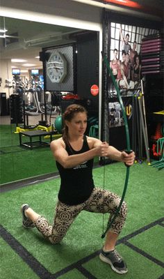 Train Like a Hunger Games Tribute for FREE at NYSC : Get your Katniss on and work out like a true tribute this weekend. #SelfMagazine