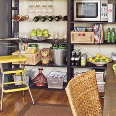 We need to construct something like this for our kitchen/dining :)