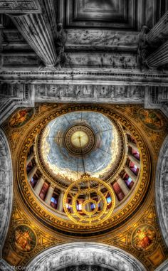 Ceiling of the Rhode Island State House   #VisitRhodeIsland