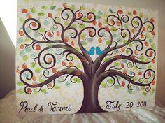 thumb print tree thumb print tree thumb print tree