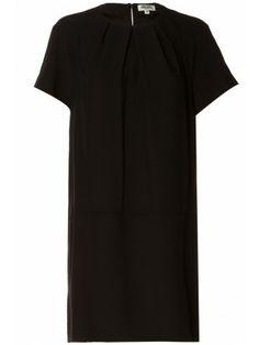 KENZO DAY DRESS BLACK