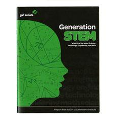 Girls and STEM