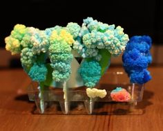 Growing Crystals Science Project for Kids (photo journey)
