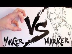 Jonny Lawrence nos presenta; Marker vs Marker - http://www.entuespacio.com/sobresalientes/jonny-lawrence-nos-presenta-marker-vs-marker/