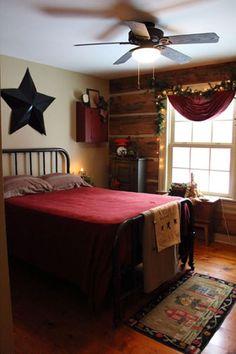 Primitive bedroom~