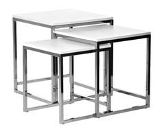 Olivia couch tables, set of 3 from Mio - 990 SEK