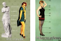 The Evolution of the 1920s Silhouette- Leaving behind once and for all the ' S ' bend corset look of the Edwardian age, it was only natural that the modernist influenced lines of the 1920's would go to a polar opposite of – no curves at all, straight figure, flat chests and boyish look. It was a battle between the feminine and the modernist. #Downton #Fashion