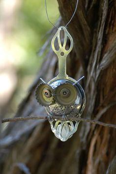 """Kitchen Owl #3"""