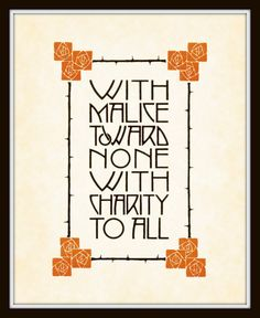 Vintage Arts and Crafts Mission Style Quote Art Print 8 x 10 Digital Collage Prairie Style Bungalow Art Nouveau Home and Garden Wall Decor. $10.00, via Etsy.